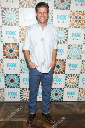 Stephen Rannazzisi attends the FOX Summer TCA All-Star Party at Soho House on in West Hollywood, Calif