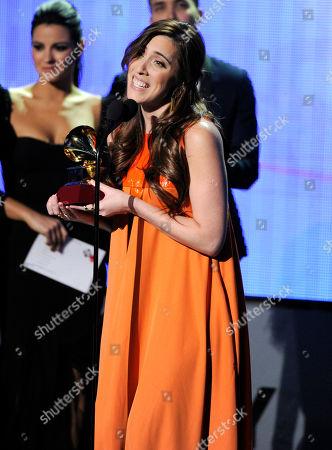 Editorial photo of 2014 Latin Grammy Awards - Show, Las Vegas, USA - 20 Nov 2014