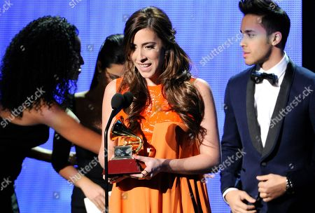 Editorial picture of 2014 Latin Grammy Awards - Show, Las Vegas, USA - 20 Nov 2014