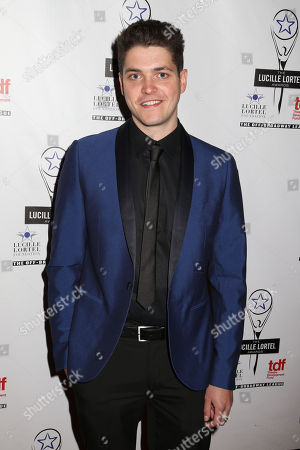 Actor Phil Ettinger attends the 29th Annual Lucille Lortel Awards at the NYU Skirball Center, in New York