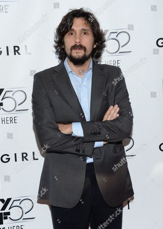 "Director Lissandro Alonso attends the opening night gala world premiere of ""Gone Girl"" during the 52nd New York Film Festival at Alice Tully Hall, in New York"