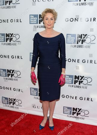 """Editorial image of 2014 NYFF - """"Gone Girl"""" Opening Night World Premiere, New York, USA - 26 Sep 2014"""