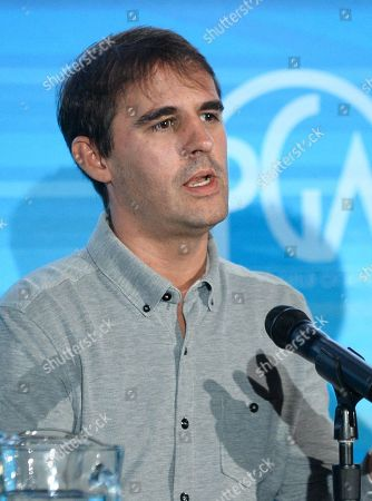 Roberto Orci speaks on stage at the Produced By Conference - Day 2 at Warner Bros. Studios, in Burbank, Calif