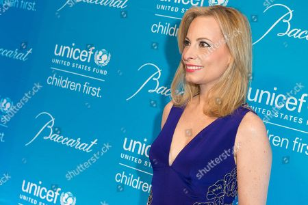 Gillian Miniter attends the Tenth Annual UNICEF Snowflake Ball at Cipriani Wall Street, in New York