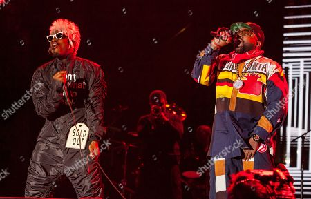 """Editorial photo of 2014 Voodoo Music Experience â?"""" Day 1, New Orleans, USA - 31 Oct 2014"""