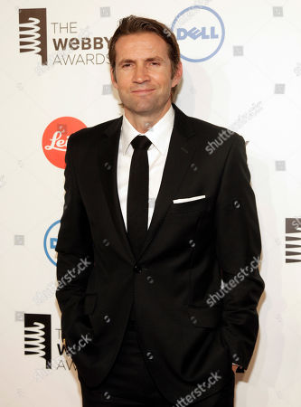 Huffington Post CEO Jimmy Maymann attends the 2014 Webby Awards, in New York