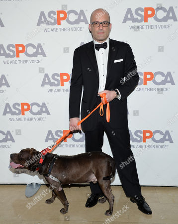 ASPCA president and CEO Matthew Bershadker attends the 18th Annual ASPCA Bergh Ball at the Plaza Hotel, in New York