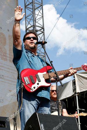 Editorial photo of 2015 CMA Music Festival - Day 4, Nashville, USA - 14 Jun 2015