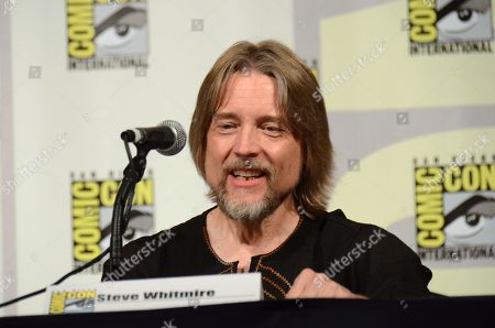 "Stock Image of Steve Whitmire attends ""The Muppets"" panel on day 3 of Comic-Con International, in San Diego"
