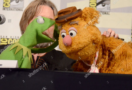 "Editorial photo of 2015 Comic-Con - ""The Muppets"" Panel, San Diego, USA - 11 Jul 2015"