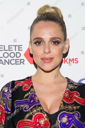 Anastasia Ganias attends the 2015 Delete Blood Cancer Gala at Cipriani Wall Street, in New York