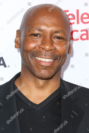 Kevin Eubanks arrives at the 2015 Dynamic and Diverse Emmy Celebration at the Montage Hotel, in Beverly Hills, Calif