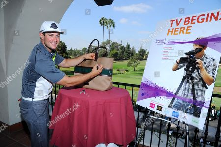 Stock Image of Ryan Merriman is seen at the 16th Emmys Golf Classic presented by the Television Academy Foundation at the Wilshire Country Club on in Los Angeles