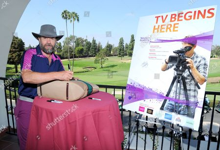 John Pyper-Ferguson is seen at the 16th Emmys Golf Classic presented by the Television Academy Foundation at the Wilshire Country Club on in Los Angeles