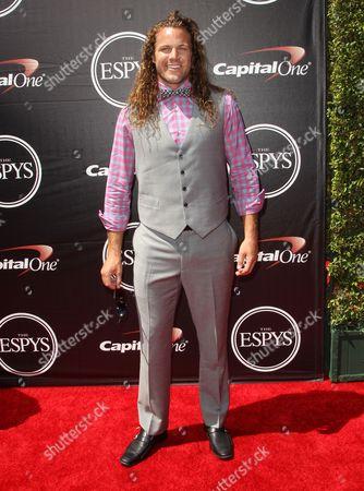 Editorial photo of 2015 ESPY Awards - Arrivals, Los Angeles, USA - 15 Jul 2015