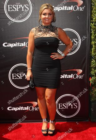 Editorial picture of 2015 ESPY Awards - Arrivals, Los Angeles, USA - 15 Jul 2015
