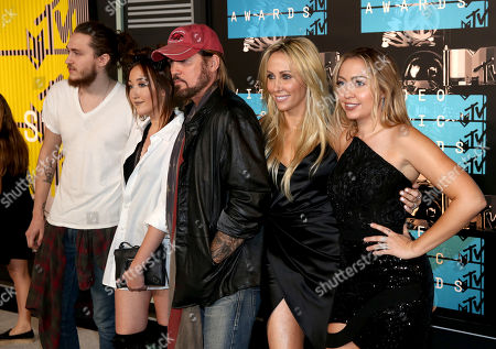 Editorial image of 2015 MTV Video Music Awards - Red Carpet, Los Angeles, USA - 30 Aug 2015