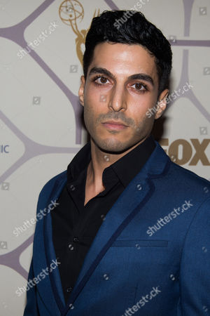 Keon Alexander attends the Fox/FX Emmy Awards after party on in Los Angeles