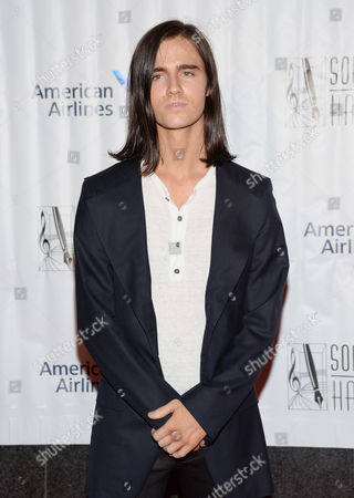 Actor Anthony De La Torre attends the 46th Annual Songwriters Hall Of Fame Induction and Awards Gala at the Marriott Marquis, in New York