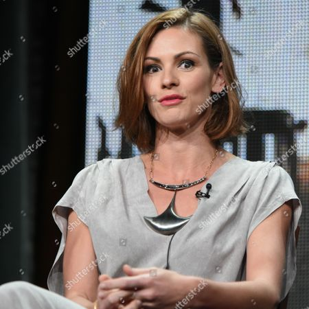 Editorial picture of 2015 Summer TCA - NBCUniversal - Day 1, Beverly Hills, USA - 12 Aug 2015