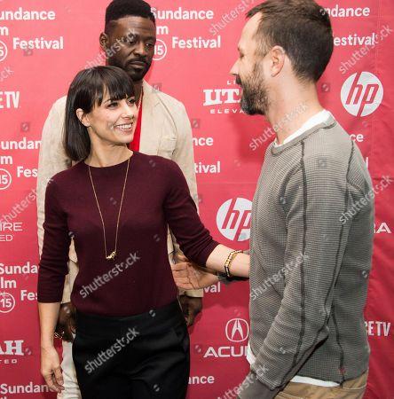 "Editorial picture of 2015 Sundance Film Festival - ""Results"" Premiere, Park City, USA - 27 Jan 2015"