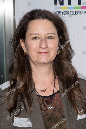 """Blair Breard attends the 11th Annual New York Television Festival Creative Keynote Panel: """"Running the Show: A Big Picture Conversation on Creating for the Small Screen"""" at the SVA Theatre, in New York"""