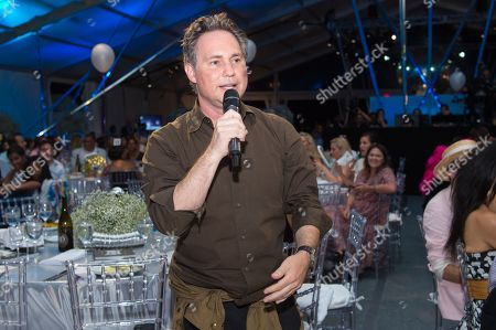 Jason Binn attends the 2016 Art For Life Benefit, presented by Russell Simmonsâ?™ RUSH Philanthropic Arts Foundation, at Fairview Farms,, in Water Mill, New York