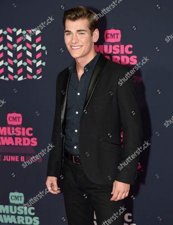 Editorial photo of 2016 CMT Music Awards - Arrivals, Nashville, USA - 8 Jun 2016