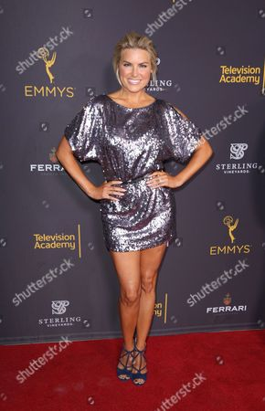 Rachel Reynolds attends the 2016 Daytime Peer Group Celebration presented by the Television Academy at their Saban Media Center, in North Hollywood, Calif