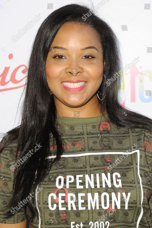 Stock Image of Mechelle Epps attends 2016 EpicFest held at Sony Pictures Studios, in Culver City, Calif