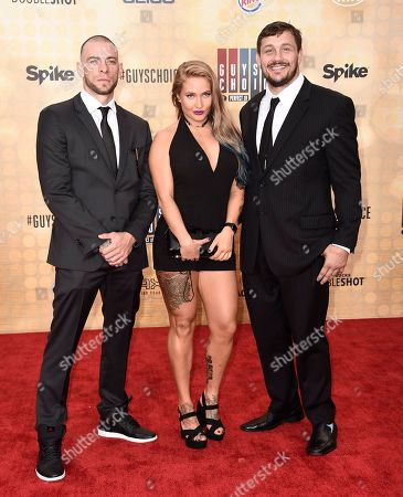 Editorial picture of 2016 Guys Choice Awards - Arrivals, Culver City, USA - 4 Jun 2016