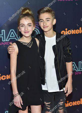 Editorial photo of 2016 Nickelodeon HALO Awards, New York, USA - 11 Nov 2016