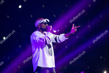 Rapper Young Jeezy performs at Power 105.1's Powerhouse 2016 at Barclays Center, in Brooklyn, New York