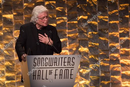 Editorial image of 2016 Songwriters Hall Of Fame - Ceremony, New York, USA - 9 Jun 2016