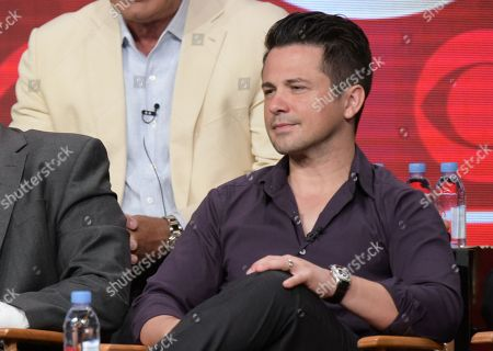 """Freddy Rodriguez participates in the """"Bull"""" panel during the CBS Television Critics Association summer press tour, in Beverly Hills, Calif"""