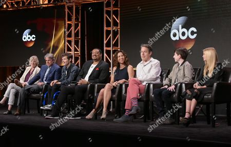 Editorial photo of 2016 Summer TCA - Disney/ABC, Beverly Hills, USA - 4 Aug 2016