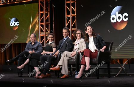 Editorial image of 2016 Summer TCA - Disney/ABC, Beverly Hills, USA - 4 Aug 2016