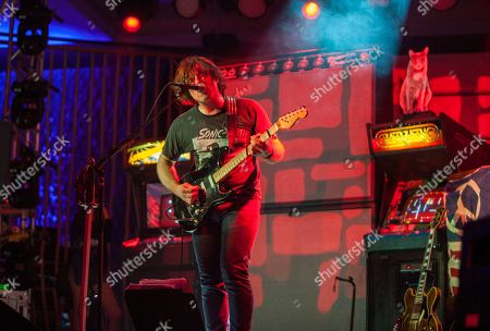 Ryan Adams performs at the Marriott Rewards and Universal Music Present Music is Universal during the South by Southwest Music Festival at JW Marriott Austin, in Austin, Texas