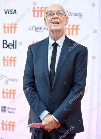 """Mick Jackson arrives at the """"Denial"""" premiere on day 4 of the Toronto International Film Festival at the Princess of Wales Theatre, in Toronto"""
