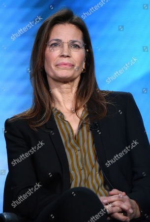 "Writer/executive producer Susannah Grant participates in the panel for ""Confirmation"" at the HBO 2016 Winter TCA, in Pasadena, Calif"