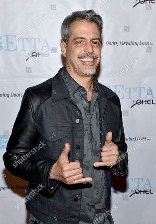 Stock Image of Justin Bua attends the 21st Annual ETTA Gala held at The Beverly Hilton, in Beverly Hills, Calif