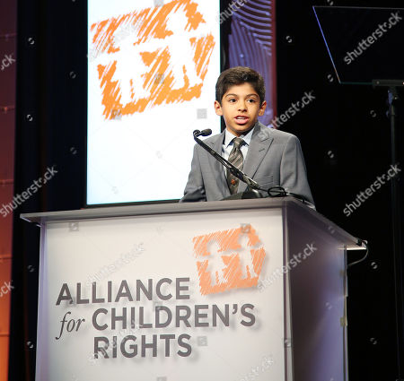 Nathen Garson attends at the 22nd Annual Alliance for Children's Rights Dinner at The Beverly Hilton Hotel on in Beverly Hills, Calif