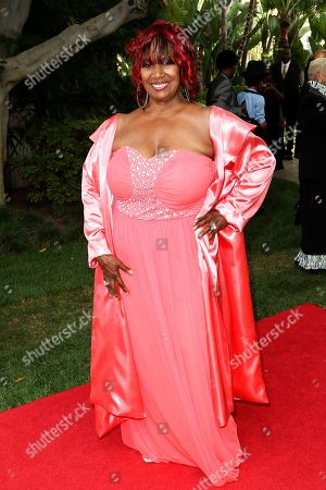 Singer Brenda Holloway attends the 26th Annual Heroes and Legends Awards held at The Beverly Hills Hotel, in Beverly Hills, Calif