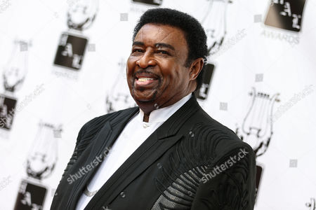 Stock Image of Dennis Edwards attends the 26th Annual Heroes and Legends Awards held at The Beverly Hills Hotel, in Beverly Hills, Calif