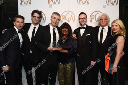 Editorial photo of 26th Annual Producers Guild Awards - Inside, Los Angeles, USA - 24 Jan 2015