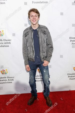 """Jacob Bertrand arrives at the 27th Annual """"A Time for Heroes"""" Family Festival, in Culver City, Calif"""