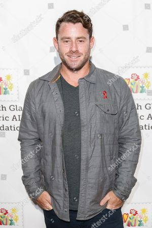 """Jake Glaser arrives at the 27th Annual """"A Time for Heroes"""" Family Festival, in Culver City, Calif"""