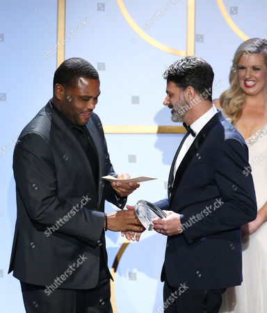 Editorial photo of 27th Annual Producers Guild Awards - Inside, Los Angeles, USA - 23 Jan 2016