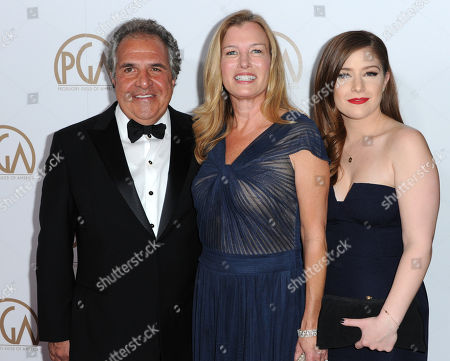 Editorial picture of 27th Annual Producers Guild Awards, Los Angeles, USA - 23 Jan 2016