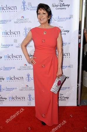 Ivonne Coll arrives at the 30th annual Imagen Awards at the Dorothy Chandler Pavilion, in Los Angeles